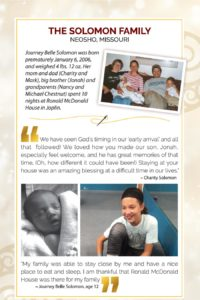 Solomon Family Story